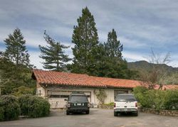 Sheriff Sale - Old Lawley Toll Rd - Calistoga, CA