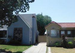 Cimarron St, Los Angeles CA