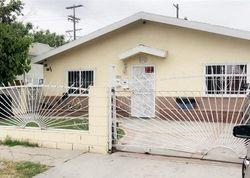 Sheriff Sale - E 87th St - Los Angeles, CA